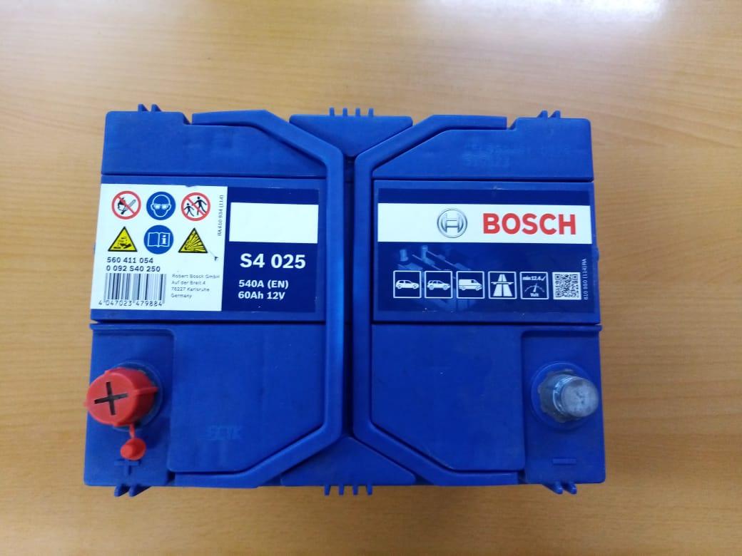 АКБ Bosch